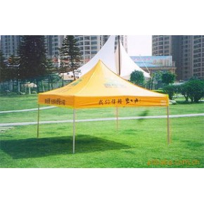 户外 休闲 运动 遮阳 广告 折叠帐篷