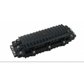 销售光纤接续盒 室外机械密封防水接续盒 2进2出24芯80元起