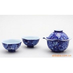 台湾商务礼品茶具 陶瓷器功夫茶具套装批发