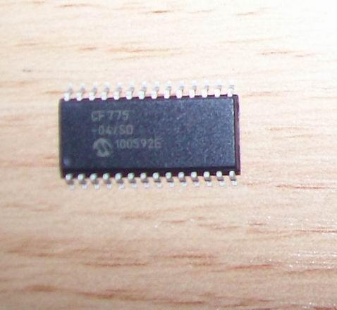 CF775  单片机 倒车雷达IC  防盗器IC