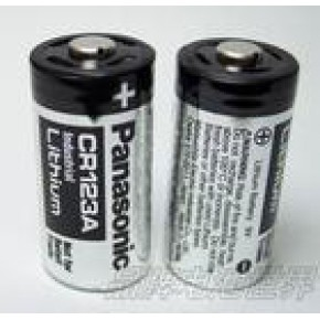 松下CR123A锂电池