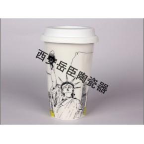太原星巴克咖啡杯批发订制