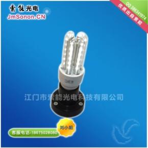 新环保LED节能灯3.5W,暖白光PVC玉米灯泡