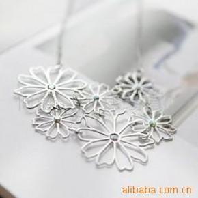 韩国明星毛衣链 玻璃/琉璃