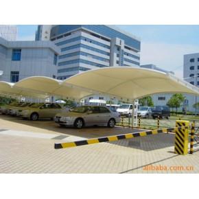 优质供应钢膜结构停车棚【坚固耐用】