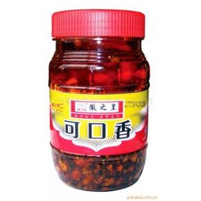 调味酱系列产品(可口香)
