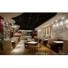 深圳茶餐厅设计