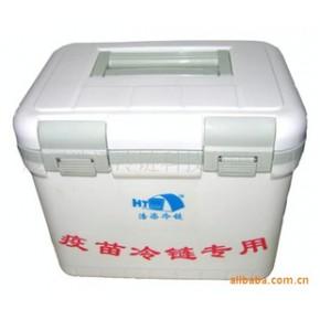 夏季热卖供应疫苗冷藏箱/保温箱/外卖箱 6L冷链箱