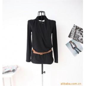 批发供应2010春节礼物-明星气质纯棉针织衫