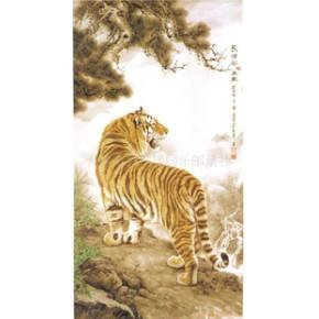 中国虎画邮票珍藏册 虎年邮票