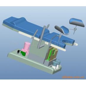 提供医疗床/检测仪/B超仪 产品外观设计