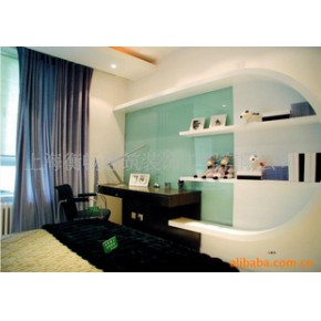 提供家居装潢设计服务