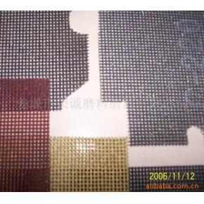 网格砂布方片 123 100X140