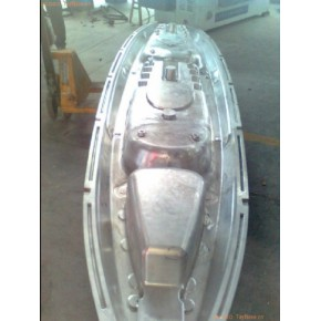 滚塑皮划艇模具