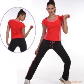 诚招瑜伽服 健身服装 运动服 针织服代理加盟