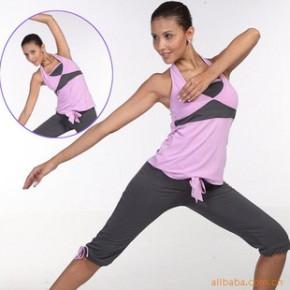 瑜伽服 健身服装 运动服 针织服 室内服装