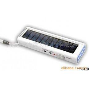 太阳能电筒收音机 塑料 led