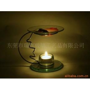 特价供应玻璃制品香料盘2701