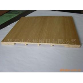 热卖 一次成型 可定制调色 木塑整体门板 柜板 100-800mm