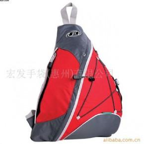 单肩背包 420D/PVC