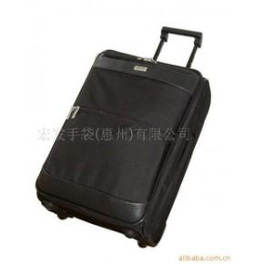 爱华仕拉杆箱 20寸 1680D/PVC