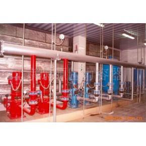 变频供水 管式换热器 康源