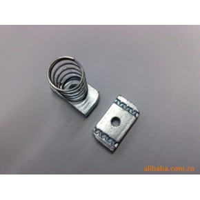 弹簧螺母 现货 国标 标准