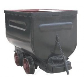 林州市浩锋矿车道岔有限公司液压侧卸式矿车销量好