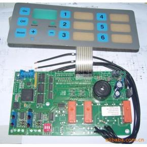 自动烧烤箱控制板 烧烤箱控制板