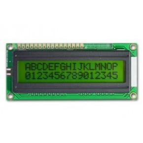 CM162-11液晶屏 单色点阵屏 串口液晶模块