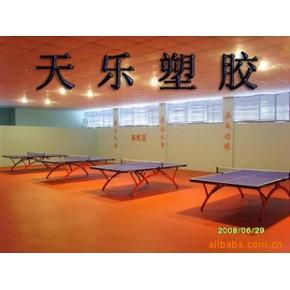 优质PVC运动地板(乒乓球)