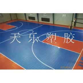 优质PVC运动地板(多功能型塑胶地板)
