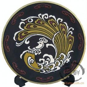 结婚礼品 批发 净艺和炭雕 饰品摆件 凤凰呈祥