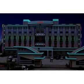 南宁LED七彩轮廓灯,南宁LED七彩数码管,南宁LED轮廓灯