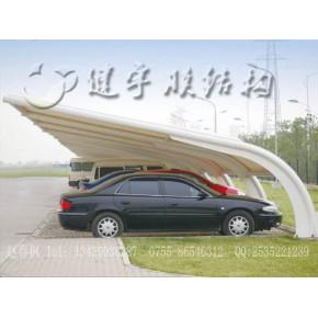贵州耐用膜结构车棚工程专业制作