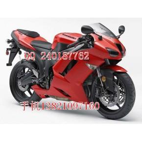 特价出售进口川崎ZX-6R摩托车价格5000元