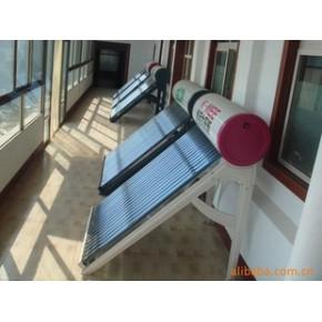 天津科明太阳能热水器 科明