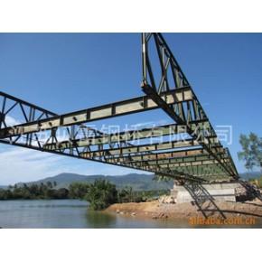 优质装配式钢桥 江苏贝雷