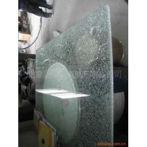 碎花玻璃(冰裂玻璃) 北京
