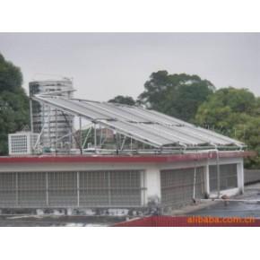 太阳能+热泵热水工程 太阳能
