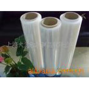 上海优质PE拉伸缠绕膜蓝色拉伸膜黑色缠绕膜