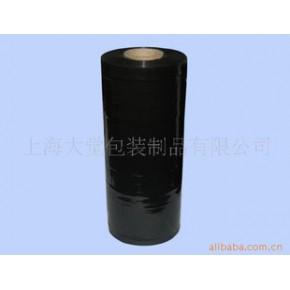 上海缠绕膜价格合适质量优服务到位拉伸黑色缠绕膜