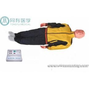 苏州同科医疗生产 高级自动电脑心肺复苏模拟人