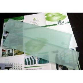 青岛磨砂玻璃制品 设计、制作:用于相册、笔架等各种小饰品,精致、好看、色彩表现力度强、鲜艳,钢化玻璃 磨砂玻璃 有机玻璃