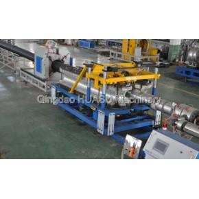 SBG500 HDPE PP双壁波纹管生产线