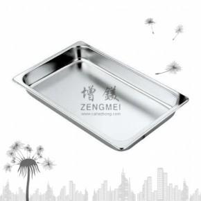 特价超大不锈钢美式份数盘