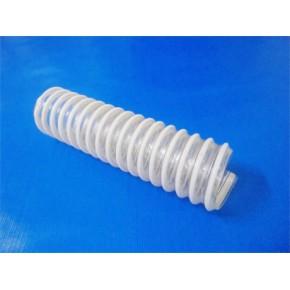 江西南昌pu透明塑筋增强输料软管