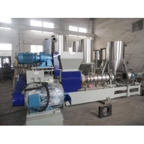 生产双腕式回收造粒机