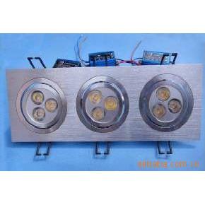 新型号节能LED灯具及配件