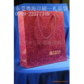 纸袋 铜板纸 手提袋 服装袋